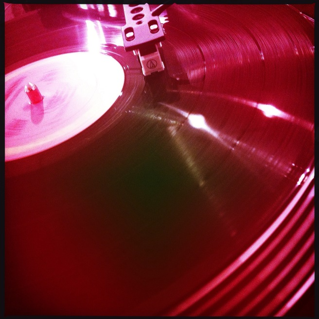 ^ vinyl (infrared laser) ^